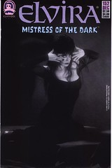 Elvira, Mistress of the Dark #152 cover