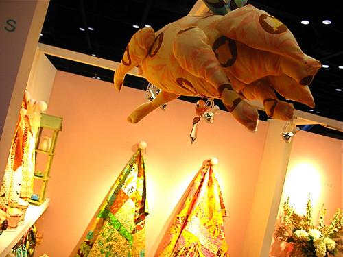 Tina Givens Flying Pig
