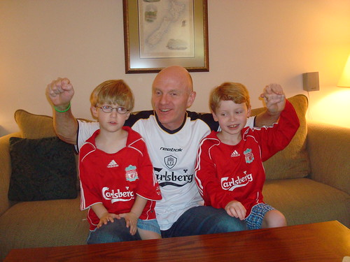 go Liverpool!