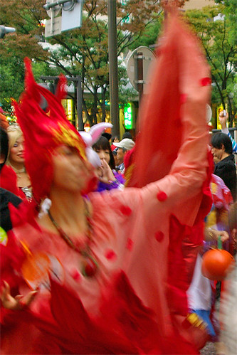 Flame Kawasaki Halloween 2008 18