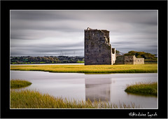 Carrigafoyle Castle - Ballylongford (ATL-Photography) Tags: ocean ireland lynch castle tourism abbey mouth river landscape photography 350d pier photo king top atl battery picture medieval kerry ballybunion quay atlantic shannon photograph 20 clan oconnor cromwell tarbert saleen chieftan rusheen carrig carrigafoyle ballylongford top20castle aindreas lislaughtin aindras