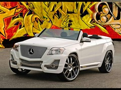 Mercedes GLK Urban Whip by Boulevard Customs 2008 (Syed Zaeem) Tags: wallpaper urban cars car by mercedes boulevard whip wallpapers 2008 customs glk getcarwallpapers