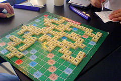 Real Life Scrabble!