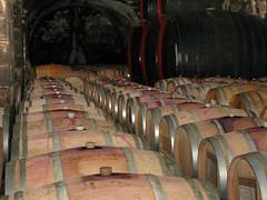 Red Wine Maturing