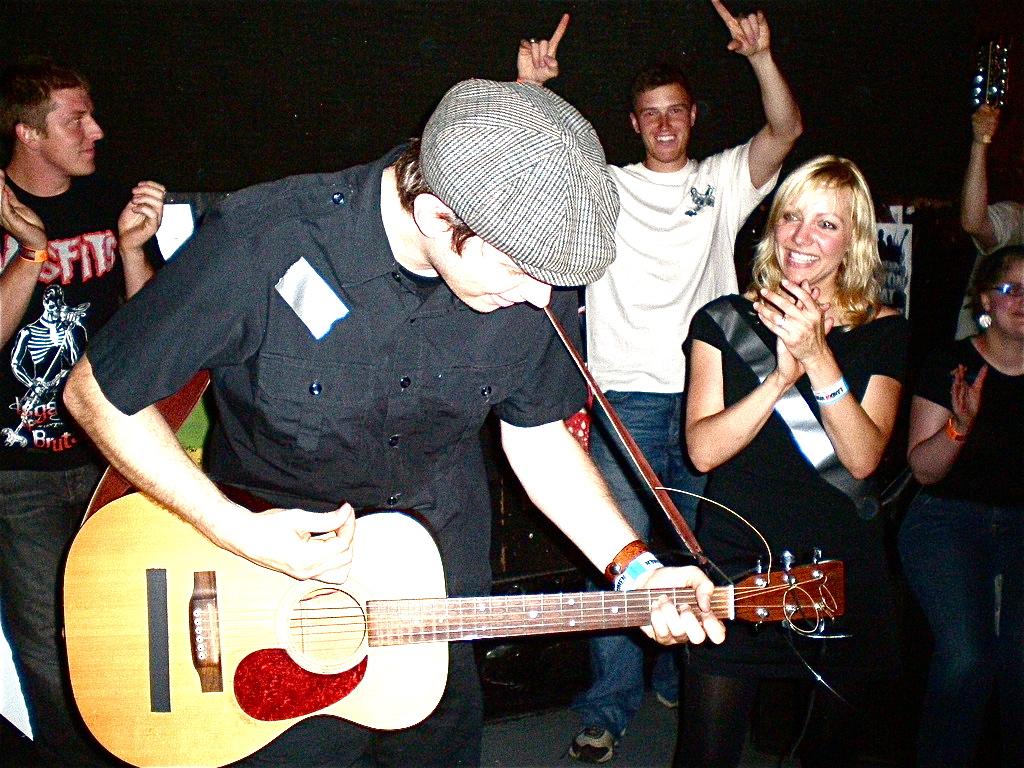 The Rosebuds in Minneapolis 2007