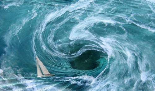 Gambar Dramatis Segitiga Bermuda.http://infolabel.blogspot.com/