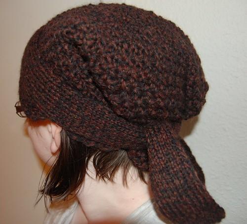 Peasant cap