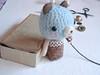 katty y su perro (martiky) Tags: handmade crochet felt stamp fabric amigurumi fieltro martiky