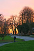 Welsh Pete's walk home (Uncle Berty) Tags: uk sunset england berty brill bucks smalls hp18 robfurminger