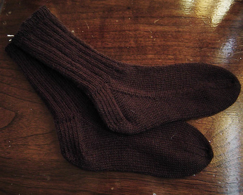 Sock #21 (52 Sock Challenge)