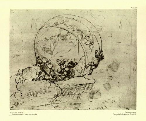 018- Auguste Rodin- El amor conduciendo el mundo
