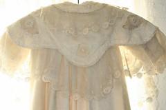 Silk Baby Robe ('Playingwithbrushes') Tags: old art texture sunshine vintage creative silk commons cc creativecommons alteredart shabby babydress freetouse playingwithbrushes joinplayingwithbrushesgroupifyouusethese