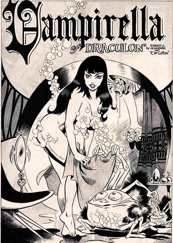 Vampirella of Draculon