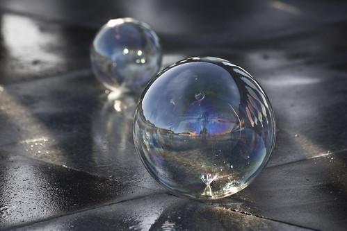 Soap balls