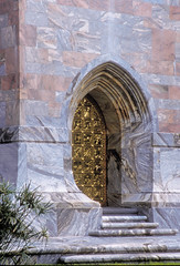 The Great Brass Door