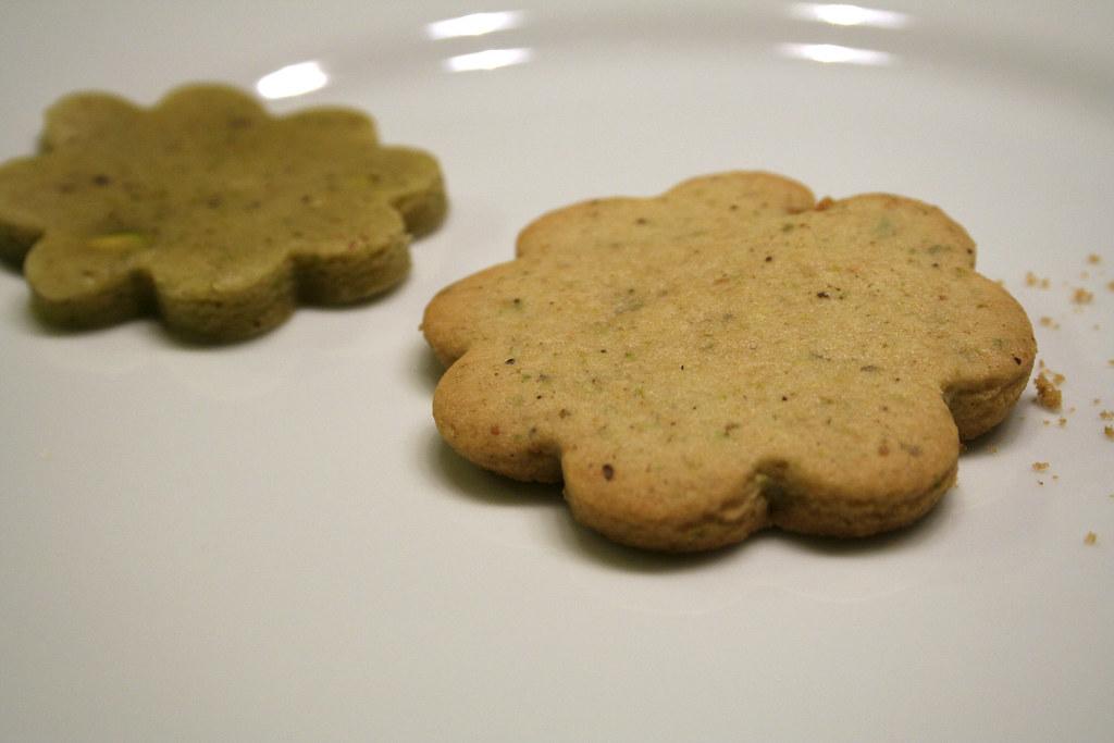Pistachi-Ohhh Cookies!