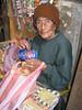 Old Woman in Market, Gracias, Hond…