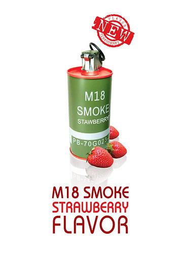 Strawberry by Nassos Kappa.