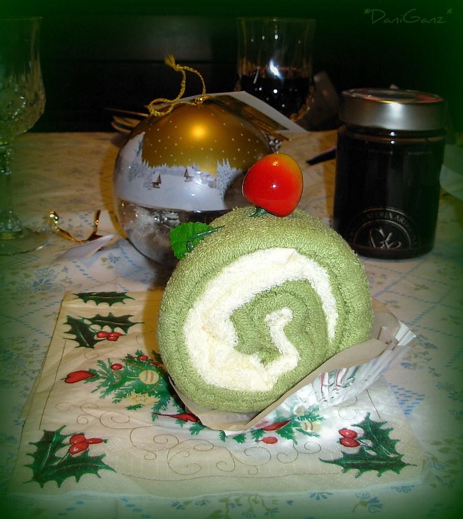 A special cake...