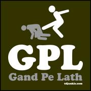 Gand Pe Lath (TDjunkie.com) Tags: gand gpl lath gandu desitshirt tshirtsdesiclothingdesishirtsdesiteesdesitshirtsdesithread desishirt tdjunkie