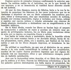 Ex libris. Artículo de A. Jiménez (II)
