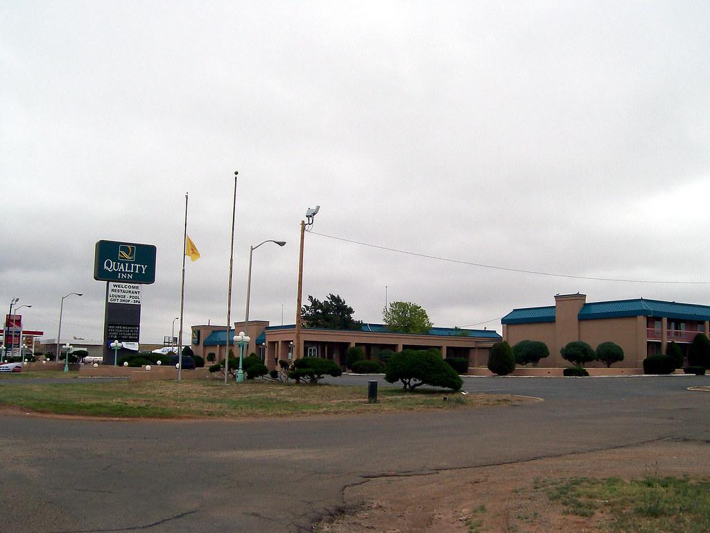 Quality Inn, Tucumcari 2009