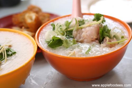 Haruan Fish Porridge