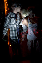 (25) Together after life. (faheja) Tags: love halloween amazing nikon kiss couple spirit ghost spirits ghosts forever holdinghands d200 eternallove togetherforever