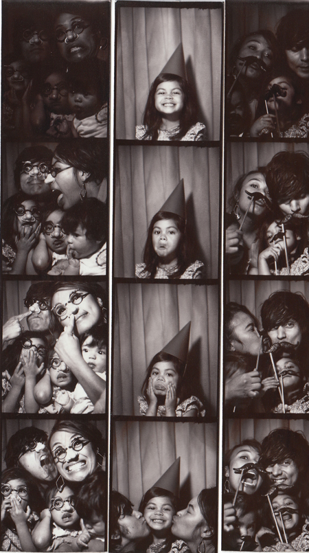 ace hotel photo booth