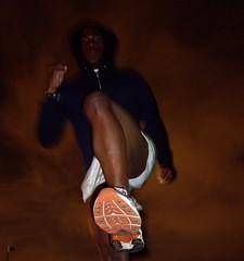 IMGP2086 (thlgjr) Tags: orange pose thomas running run asics shorts billrogers garmin405