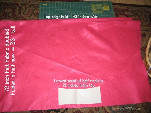 Make A No Sew Poodle Skirt Monday May 16 2011