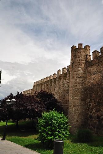 Murallas de Toledo.