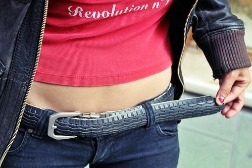 Bike belt by Cora
