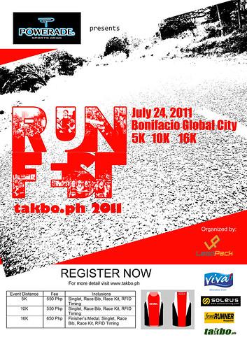 Takbo.ph Runfest 2011