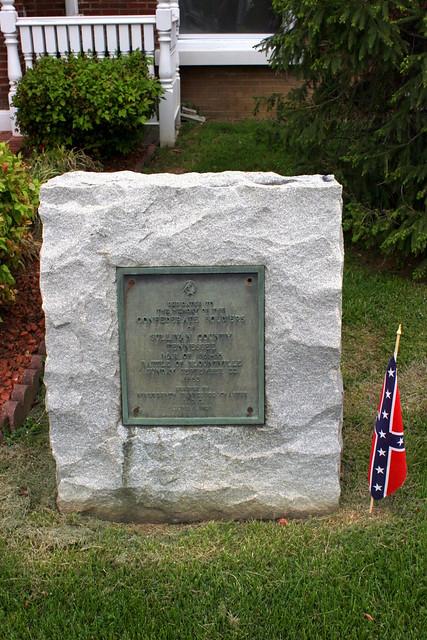 Sullivan County Confederate Marker