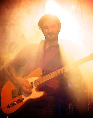 Guitarist of Suboptimal