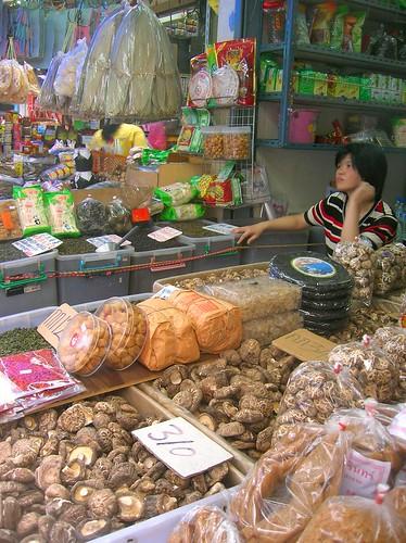 Thailand food market by Danalynn C