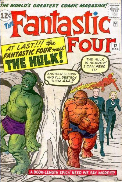 Fantastic Four 012