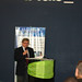 Bruce Scott speaks at the launch of 'Virtual Kenya' at the iHub in Nairobi
