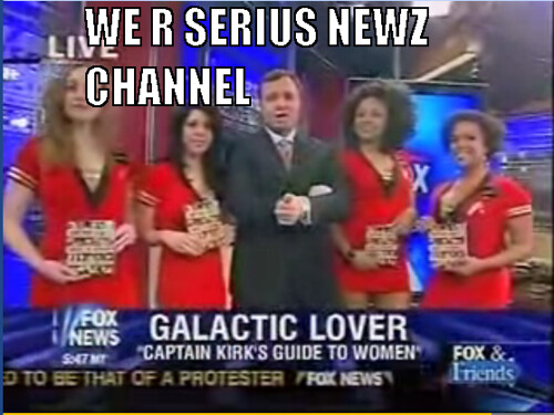 We R Serius News Channel!