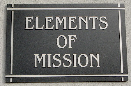 elements of Mission