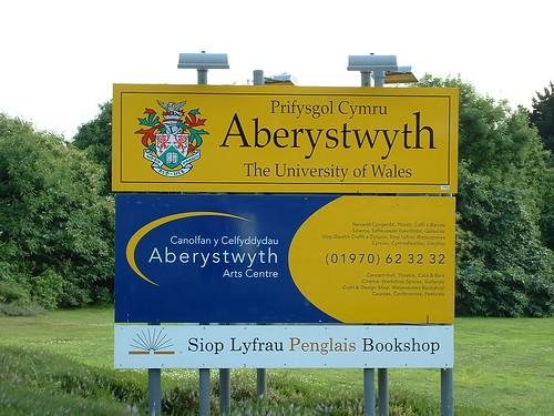 Aberystwyth Arts Centre Information