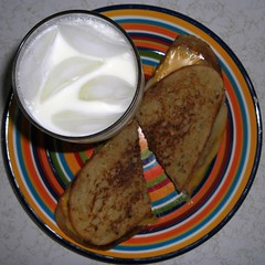 Milk and Grilled Cheese
