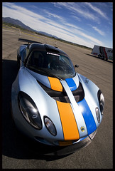 Lotus Exige (PhotosByMing) Tags: canon lotus rx7 350z s2000 airbase eltoro 30d greddy exige sigma50th