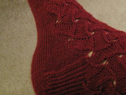 SL socks gusset 032608