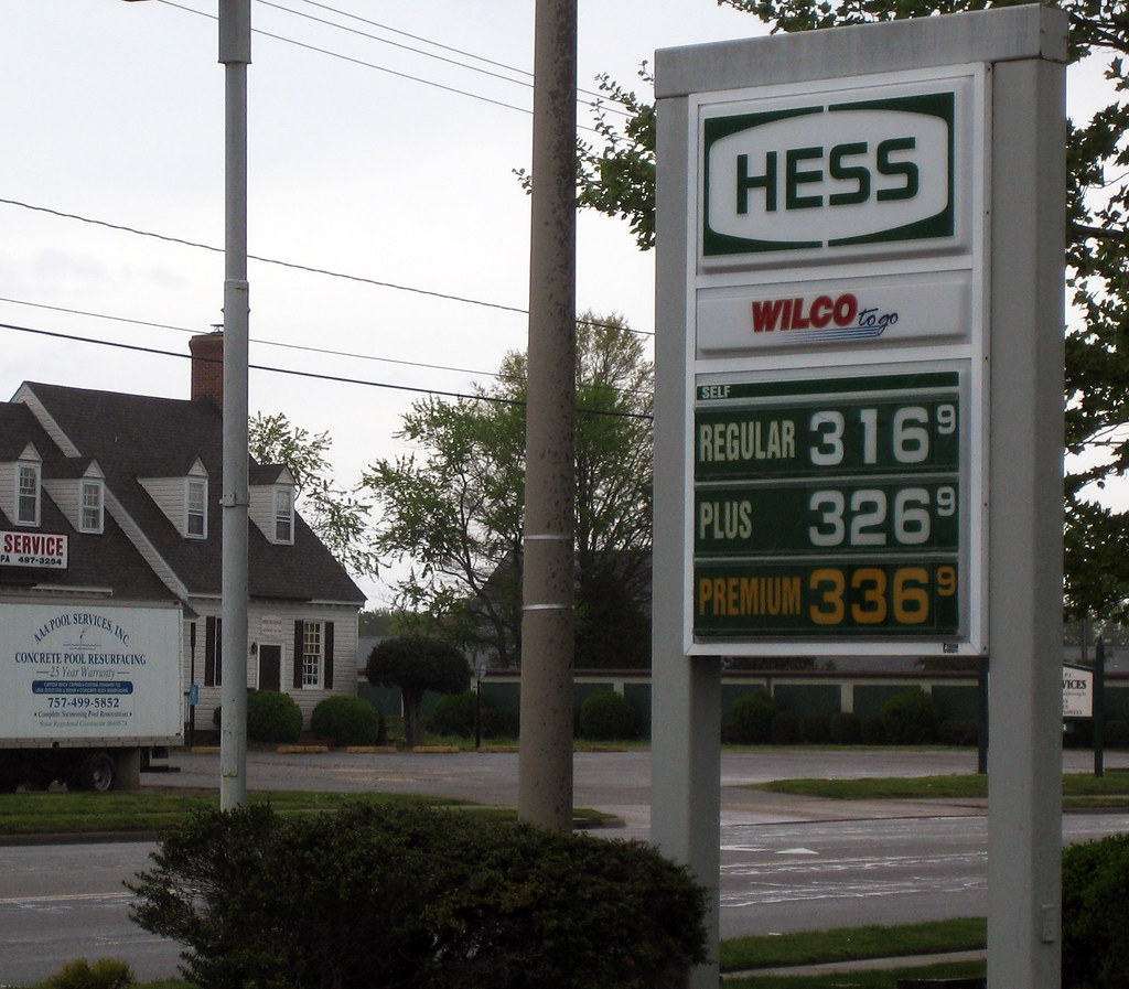 2008 Apr 20 : Gas prices, for posterity