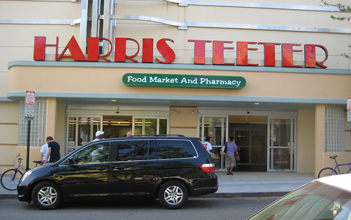 Harris Teeter on Kalorama