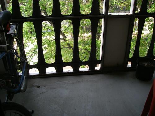 Empty Balcony 1