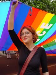 25 APRILE A MILANO (waltermo) Tags: milano manifestazione liberazione 25aprile