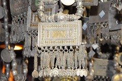 Omani women Silver Jewellery (Mr Abri) Tags: silver women jewellery rings ear antiques bracelets earrings oman muscat nizwa pendants muttrah abdullah  anklets omani blueribbonwinner   supershot   omania bej abigfave platinumphoto anawesomeshot  earpendants     alabri